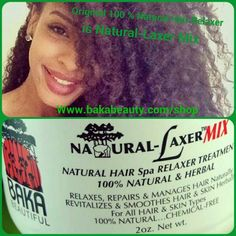 Are you looking for the best Organic Natural Hair Care Products? Baka Beautiful has it, and You can Get it at www.bakabeauty.com  Natural Hair Relaxer, Natural Hair Colors, Organic, Natural Hair Care On Sale at www.bakabeauty.com/shop