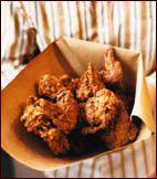 Buttermilk Fried Chicken. So good. All about the buttermilk!