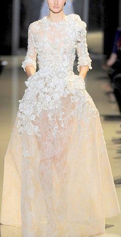 Elie Saab Haute Couture S/S 2013 #capitolcouturecollection #CapitolCoutureCollection