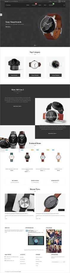 Ap Consion is a wonderful responsive #Shopify theme for #watch #store eCommerce websites with 5 unique homepage layouts download now➩ https://themeforest.net/item/ap-conosin-drag-and-drop-shopify-theme/19241049?ref=Datasata