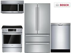 Best Stainless Steel Kitchen Appliance Packages (Reviews / Ratings ...