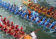 端午节赛龙舟,吃粽子 端午节是纪念谁的? 人们为什么在那天吃粽子和赛龙舟?