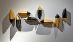 Shadow Wall Pieces   Maren Kloppmann Ceramics