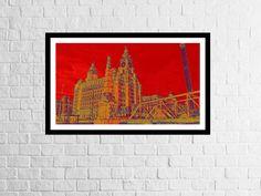 Liverpool, Make It Yourself, Artist, Artwork, House, Painting, Ideas, Design, Work Of Art