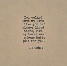 Soulmate And Love Quotes: Soulmate Quotes : Later I found that I was an intruderand escorted out upon a wa. - Soulmate And Love Quotes: Soulmate Quotes : Later I found that I was an intruderand escorted out up - Poetry Quotes, Words Quotes, Wise Words, Love Quotations, Soulmate Love Quotes, Cute Quotes, Soul Mate Quotes, I Love Her Quotes, Hubby Quotes