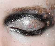 Make-up at Christian Dior Haute Couture Fall 2011