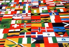 Flags Around The World Flags Of The World, Countries Of The World, Logo Design, Graphic Design, First World, Social Studies, Around The Worlds, Quilts, Country