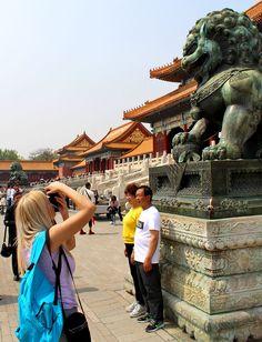 Ταξίδι στο Πεκίνο - Forbidden City China • Travel to Beijing • Απαγορευμένη Πόλη - Πεκίνο, Κίνα
