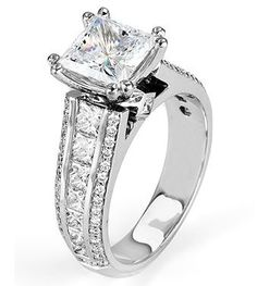 .oohhh just in two tone and a bigger diamond..marquise say 3ct??