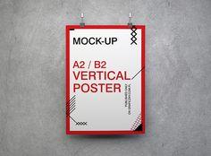 Poster Set mockups