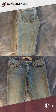 Hollister Jeans Comfortable and fashionable Hollister Jeans! Hollister Jeans Boot Cut