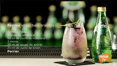 Virgin Basil Bramble: una receta sin alcohol perfecta para los excesos de las fiestas #Liquidexperience, #Recetas, #Cocktails