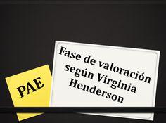 ENFER-MACA. TU BLOG DE ENFERMERÍA: FASE DE VALORACIÓN SEGÚN VIRGINIA HENDERSON