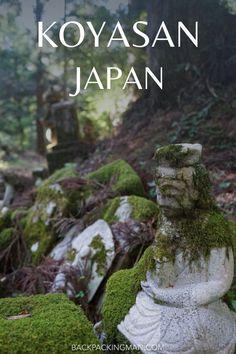 Mount Koyasan Buddhist Temples (