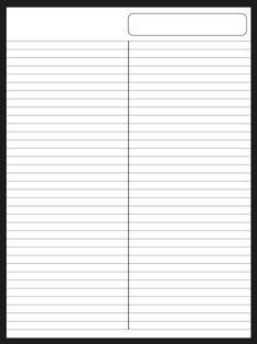[굿노트/속지/세로] 굿노트 파스텔 라인노트2 - 여러가지색 총집합_Black&White, etc : 네이버 블로그 Memo Notepad, Notes Template, Instagram Frame, Journal Paper, Good Notes, Graph Paper, Note Paper, Writing Paper, Planner Pages