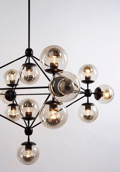 Modern chandelier | Available in Australia.