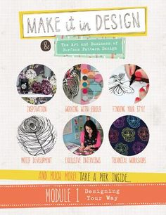 M1: Designing Your Way (Sept 2015) | Make It In Design