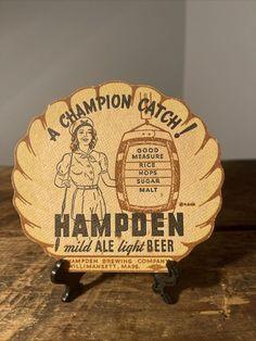 Beer Coasters, Light Beer, Brewing Company, Ale, Things To Sell, Ebay, Ale Beer, Ales, Beer