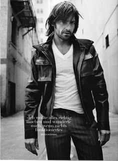 leather jackets increase sexiness levels by 9-thousand~