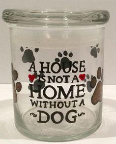 Homemade Dog Treats, Pet Treats, Healthy Dog Treats, Cat Crafts, Animal Crafts, Mason Jar Diy, Mason Jar Crafts, Diy Vinyl Projects, Dog Treat Jar