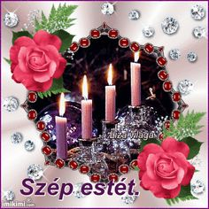 About Me Blog, Beautiful Gif, Good Night, Birthday Candles, Candle Holders, Bouquet, Album, Facebook, Quotes