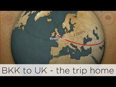 BKK to UK | Awesome Wave