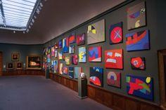 PAFA Kaws Gallery