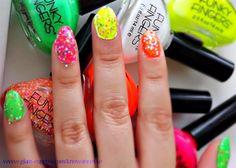 Bright & Fun Summer Nail Art Tutorial - Glam Express