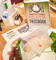 Purchase your 2017 @DiningOutATL Passbook for ONLY $35 via the link above using code 2DINEPASS2017. A great way to eat at fabulous restaurants like @Apres_Diem with BOGO discounts. Best part is that all proceeds from the book go to @givingkitchen! #DiningOutATL #DiningOutPassbook #thegivingkitchen