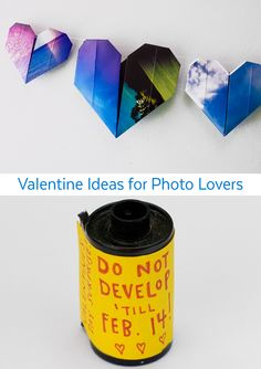 Feeling crafty? Make a Photo Valentine! From photo covered chocolate boxes, to a photo scavenger hunt. See our 5 best ideas on the blog.
