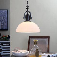 Nostalgiczna lampa wahadłowa Tarim 9620686