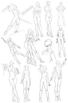 Female anatomy 2 by Precia-T.deviantart.com on @deviantART