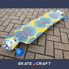 Ive been asked to build a 7ft version of this 4ft hollow core dancing board....lets see now. wheres my tape measure?   --------- ---   Skate-Craft Home built Custom Longboard Skateboards London customlongboard longboarding skateart diyskate longboardgirlscrew