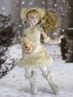 koitsukihime doll : 月の旋律Ⅲ (1997) Ariel sculpt. *Handmade boots