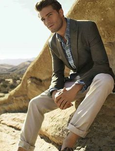 Let's start with this: | Here's Why Jamie Dornan Is The New Christian Grey