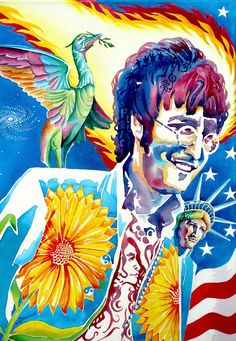 John  Winston Lennon - Across the Universe, Debbie Diamond