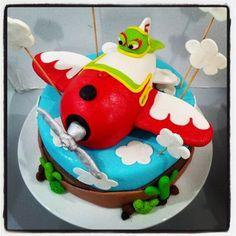 Disney's Planes, the Chupacabras Cake by marimili27