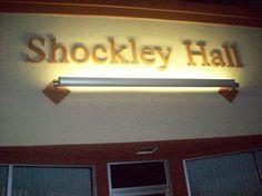Shockley Hall in memory of founder Rev. David Shockley, Sr.