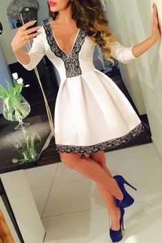 2017 New Bottoming Dresses Women Summer Style Dress Vintage Sexy Party vestidos Plus Size Female Maxi Boho Clothing Bodycon Robe Skater Dress, Dress Skirt, Dress Up, Gown Dress, Dress Lace, White Dress, Dress Prom, Swing Dress, Homecoming Dresses