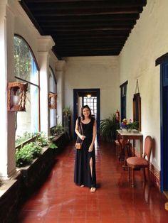 NEW! Amatoria High-waisted Maxi Skirt with Slit made of Organic Italian Cotton