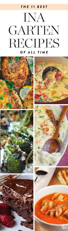 The 11 Best Ina Garten Recipes of All Time #purewow #ina garten #recipe #food #celebrity