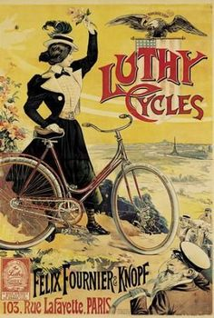 Luthy Cycles ~ Anonym | #Bicycles #Luthy #Cycles #French