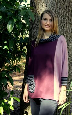 PERUVIAN PIMA COLLECTION Sybill Top from our Fall 2014 Collection!