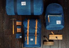 Herschel Supply Holiday 2012 Collection