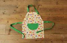 Apron, How To Make, Aprons