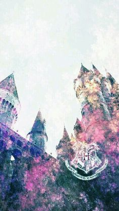 Hogwarts iPhone wallpaper
