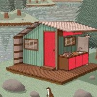 Learn and Be Inspired by Deek Diedricksons Book on Tiny Houses