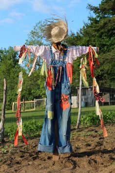 Check out Scarecrow Ideas for the Homestead at https://homesteading.com/scarecrow-ideas/