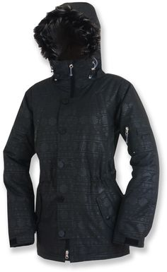 Betty Rides All Mountain Surplus Insulated Jacket - Women's - Free Shipping at REI.com