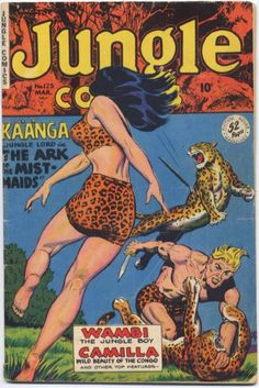 Jungle Comics (Volume) - Comic Vine